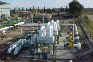 Desarrollo de obras de redes de gas