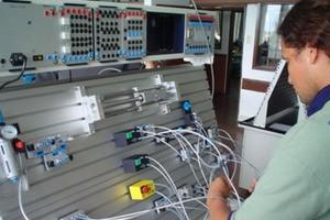 Automatización electrohidráulica