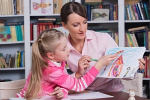 Auxiliar de actividades infantiles