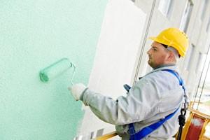 Trabajos de Pintura en Construcción