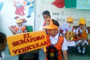 La Educación Vial en la Escuela