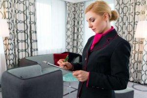 Asistente en Hotelaría