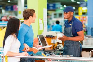 Cajero de Supermercado