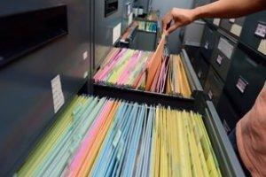 Auxiliar de Archivo Médico